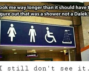 funny and Dalek image