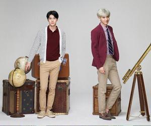 exo, parkchanyeol, and chanyeol image