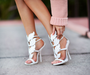 fashion, heels, and style image