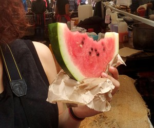 Southbank and watermelon image