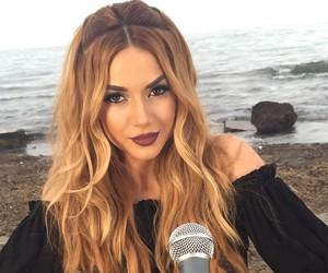 singer, gjata, and albania image