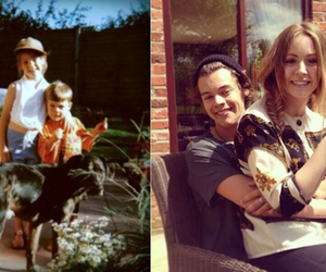 brothers, gemma styles, and Harry Styles image