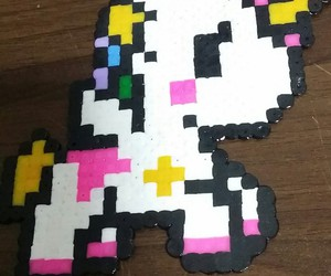 beads, designs, and perler image