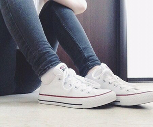 converse, fashion, and shoes image