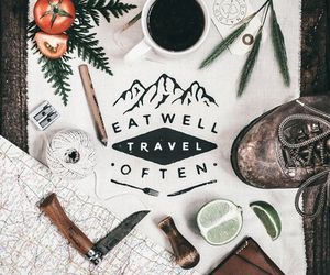travel, trip, and adventure image