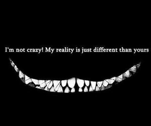 crazy, different, and quotes image