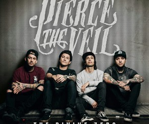 ptv, pierce the veil, and bands image