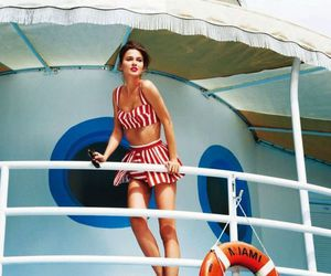 fashion, summer, and boat image
