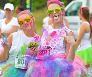 color, run, and vibes image