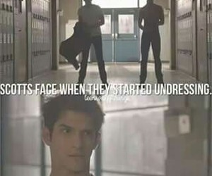 teen wolf, scott mccall, and tyler posey image