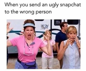 funny, lol, and snapchat image