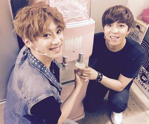 jun, smile, and joon image