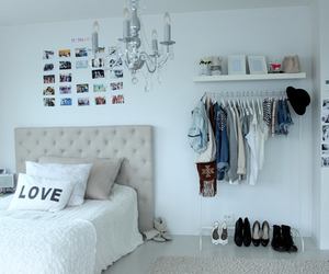 clothes, decor, and room image