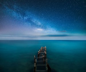 blue, end, and ocean image