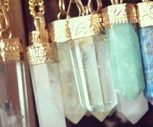 accessoires, bracelets, and gold image