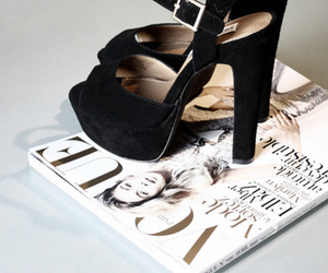 shoes, vogue, and fashion image