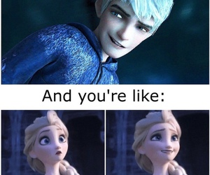 crush, frozen, and elsa image
