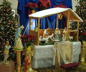 Christianity, christmas, and jesus christ image