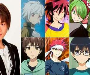 anime, no game no life, and seiyuu image