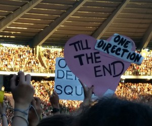 brussels, one direction, and concert image