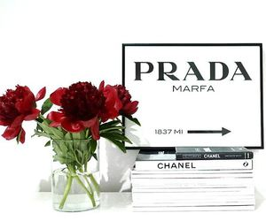 chanel, Prada, and fashion image