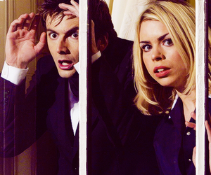 doctor who, rose tyler, and billie piper image