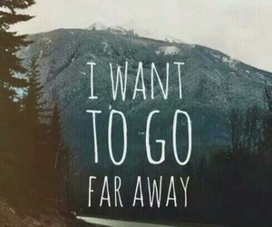 quotes, travel, and go image