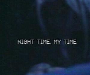 night, grunge, and dark image
