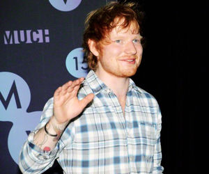 boy and ed sheeran image