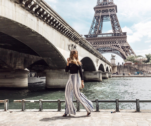 paris, fashion, and outfit image