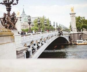 city, paris, and beautiful image