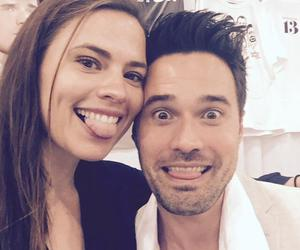 hayley atwell, peggy carter, and brett dalton image