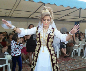 albanian, bride, and dance image