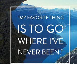 travel and quote image
