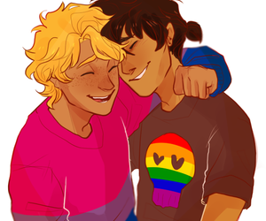solangelo, hoo, and pjo image