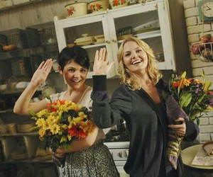 once upon a time, Jennifer Morrison, and ouat image