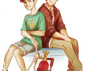 the fault in our stars, hazel grace, and august waters image