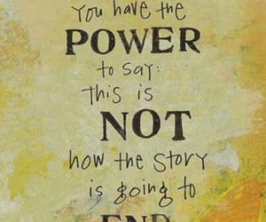 quote and power image