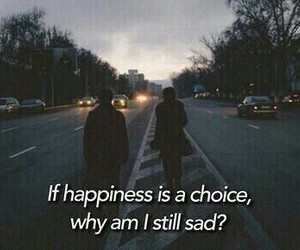 sad, happiness, and quotes image
