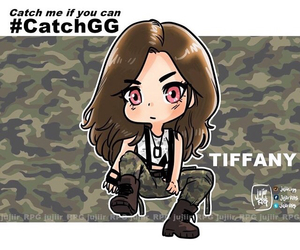 catch me if you can, chibi, and girls generation image