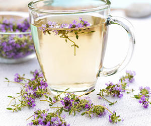 tea, tea time, and thyme image
