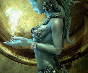 fantasy and mermaids image