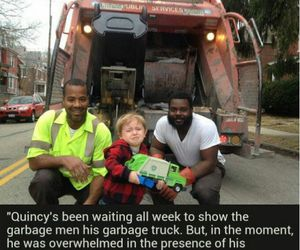 fan, truck, and heros image