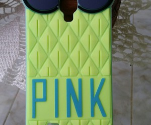 pineapple, pink, and samsung gagalaxy s4 case image