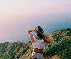 mountains, summer, and beautiful image