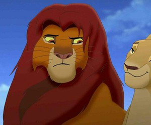 disney, the lion king 2, and simbas pride image