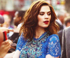 hayley atwell, Marvel, and peggy carter image