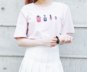 girl, k-fashion, and cute image