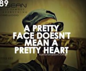 heart, face, and pretty image