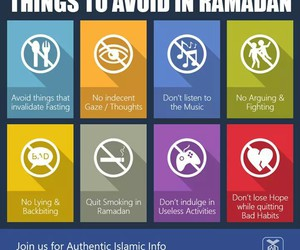 advice, avoid, and islam image